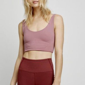 Free People Movement Be First Sports Bra Pink XS